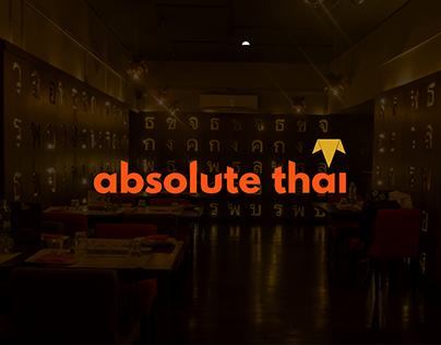 Absolute Thai Social Media Content Creation