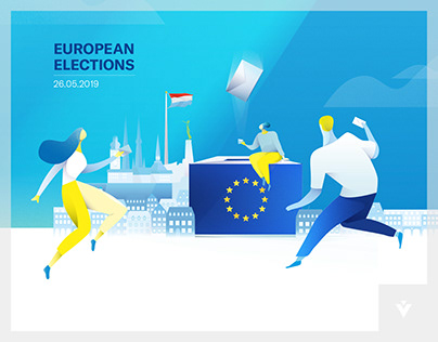 Campaign for the European elections 2019