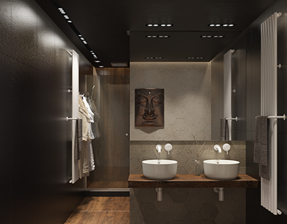 Woodstones Bathroom г.Киев, ул. Дмитриевская 75