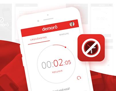 App Redesign   Demorô