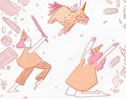 History of the Piñata