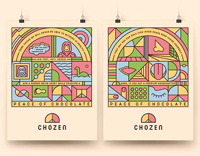 CHOZEN - peace of chocolate