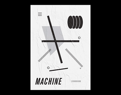 Machine | Poster Collection