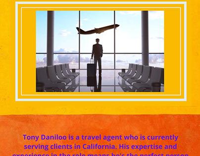 Tony Daniloo - A Travel Blogger