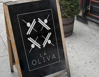 Proyecto restaurante La Oliva
