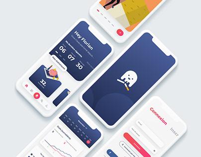 StopClope Concept App