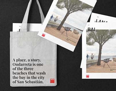 Ondarreta Design / Brochure 2017