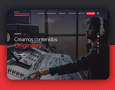 Radio Complementos Ecommerce