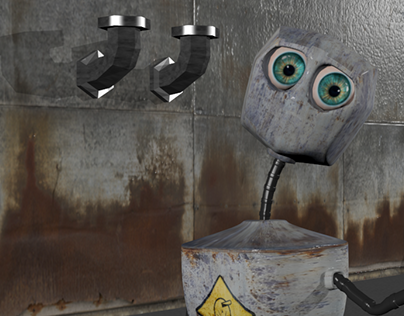 Rusty animation