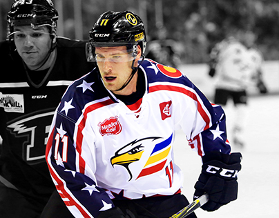 Colorado Eagles: Military Jersey