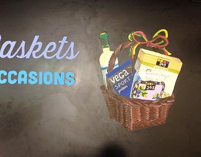 Gift Basket Chalk