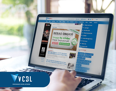 Motion Graphic - Video Ads VCBL Client Tokopedia