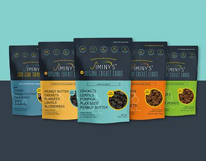 Jiminy's // Branding & Packaging