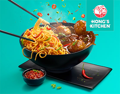 Hong's Kitchen - Launch Campaign