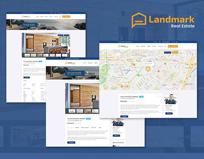 Landmark - Single Property Layouts Adding
