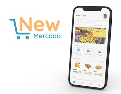 New Mercado App