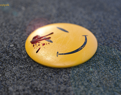 Watchmen: The Comedian's Button
