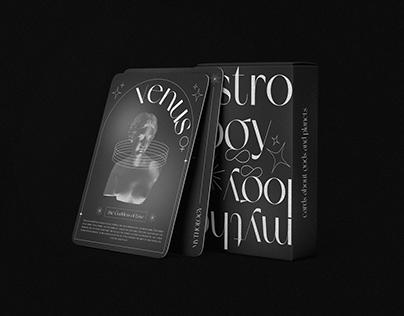 astrology & mythology cards