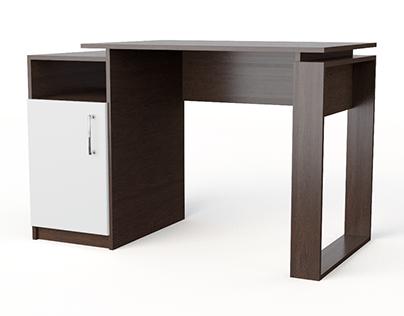 Визуализация мебели из ЛДСП