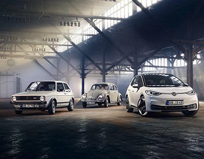 Volkswagen Ikonen // Shooting