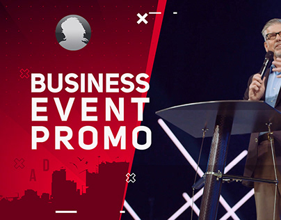 Business Event Promo - After Effects Template