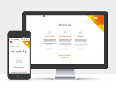 Webdesign - K3B Engineering solutions