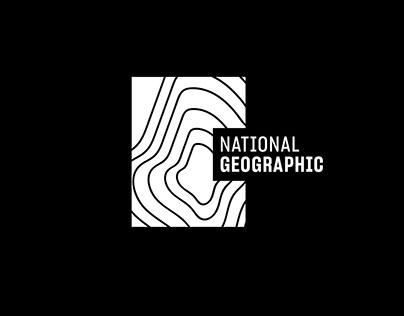 Dynamic Logo: National Geographic