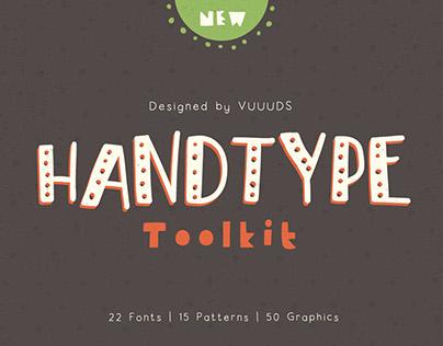 Handtype Toolkit