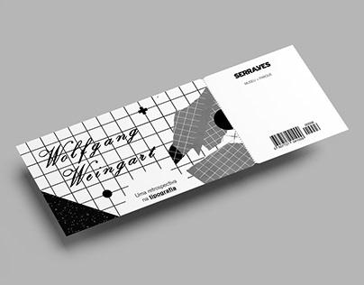 Wolfgang Weingart / promotional design