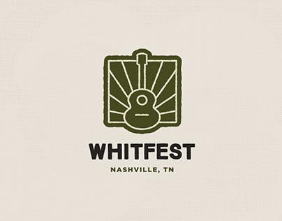 Whitfest Branding