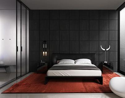 Apartment NYC : Bedroom