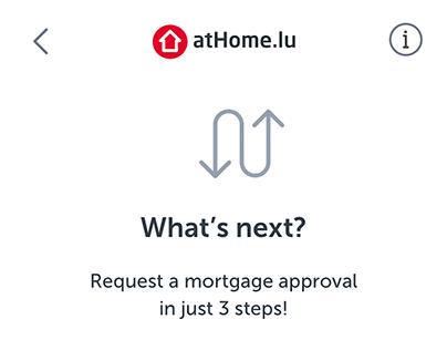 AtHome.lu : Mortgage facilitator
