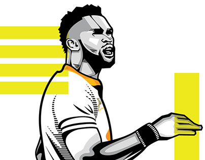 Rugby illustrations