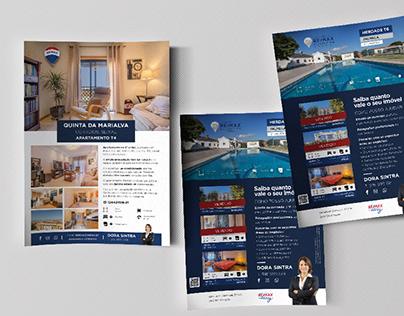 Flyer - Real estate // Imobiliária