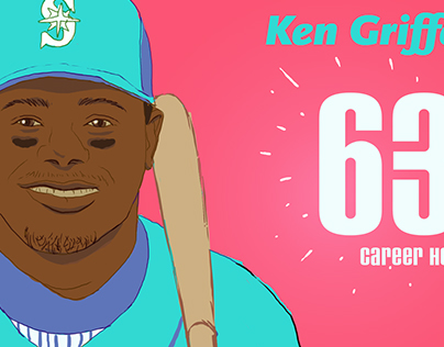 Ken Griffey Jr. Swing