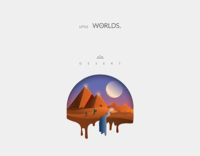 Little project - Little Worlds
