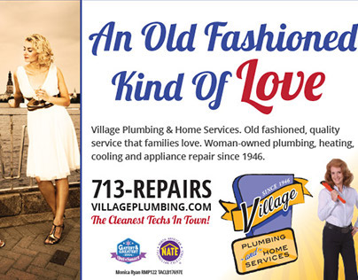 Ads: Village Plumbing in Outsmart