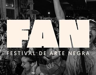 Festival de Arte Negra: 10ª Edição