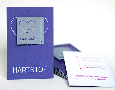 Identity design for Hartstof