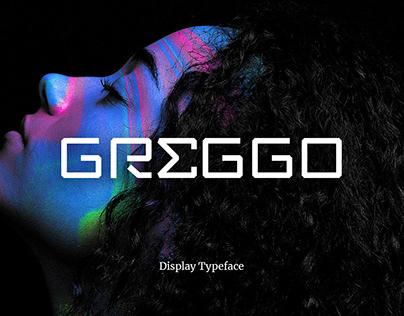 Greggo - Typography