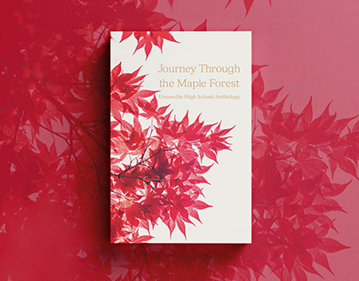 Journey Through the Maple Forest, Book Design