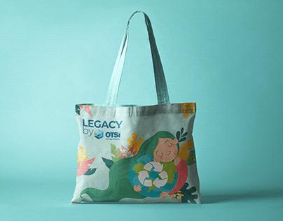 Legacy by OTSI - Tote Bags