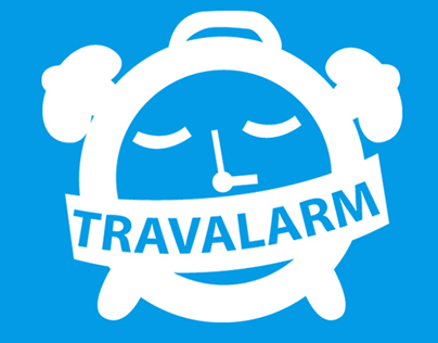 TravAlarm Google Play Screens