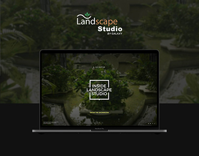 Landscape Studio Website Design | Studio Tour