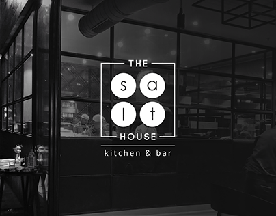 The Salt House | Branding