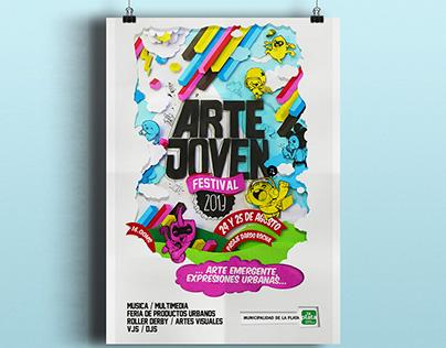 ARTE JOVEN 2013