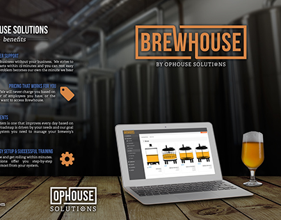Brewhouse Brochure 2017