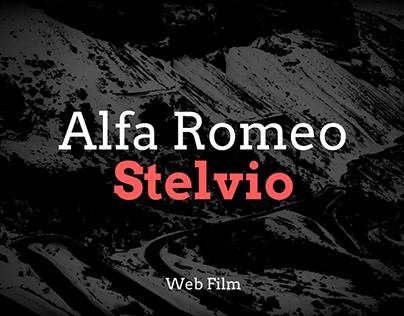 Alfa Romeo Stelvio - Web Film