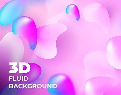 3D Gradient Fluid