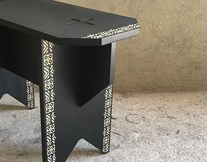 San Juan stool